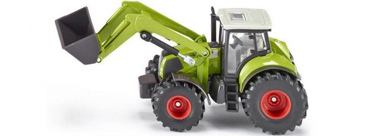 siku 1979 Claas Axion 850 mit Frontlader   Traktormodell 1:50