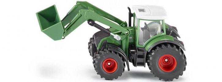 siku 1981 Fendt 936 Vario mit Frontlader   Traktormodell 1:50