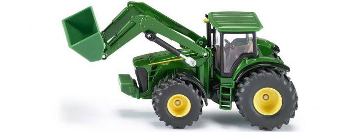 siku 1982 John Deere 8430 mit Frontlader | Traktormodell 1:50