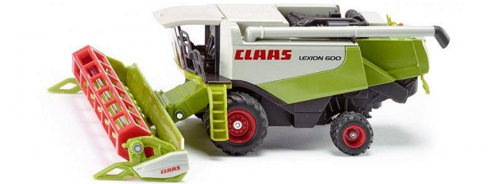 siku 1991 Claas Lexion 600 Mähdrescher   Agrarmodell 1:50