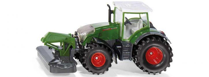 siku 2000 Fendt 942 Vario mit Mähwerk | Traktormodell 1:50