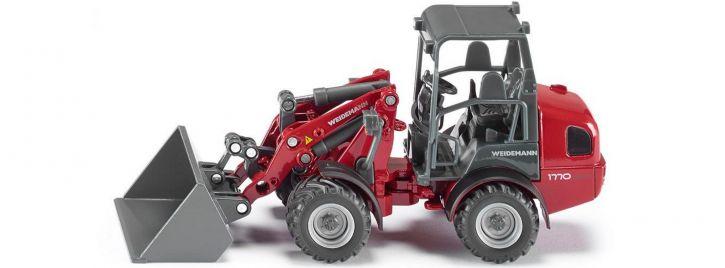 siku 3059 Weidemann Hoftrac   Traktormodell 1:32