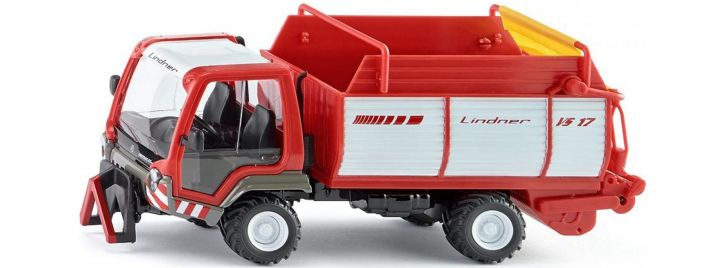 siku 3061 Lindner Unitrac mit Ladewagen | Traktormodell 1:32