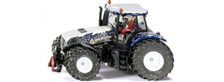 siku 3220 New Holland T8.390 Weihnachtstraktor   Limited Edition   Traktormodell 1:32