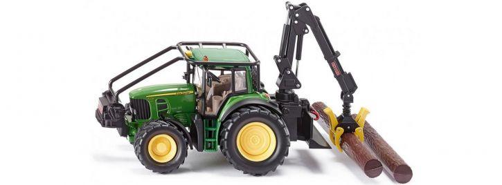 siku 4063 John Deere 7530 Forst   Traktormodell 1:32