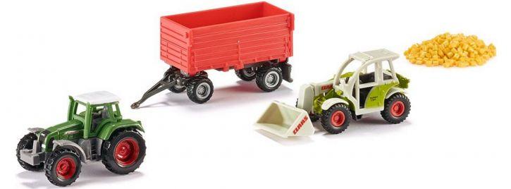 siku 6304 Geschenkset 3-teilig Landwirtschaft   Agrarmodelle