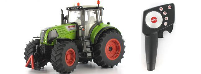 SIKU 6882 Claas Axion 850 Set mit Fernsteuerung   1:32   RC Traktor