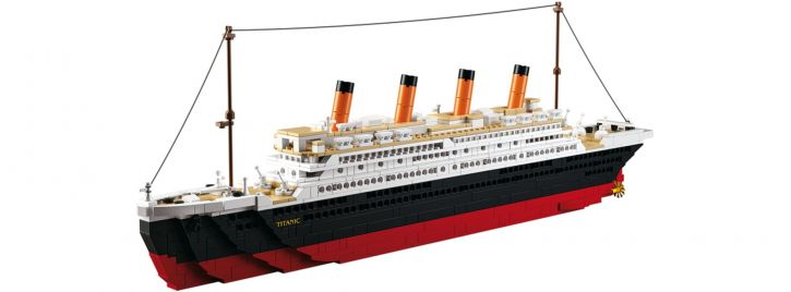 Sluban M38-B0577 Titanic | 1012 Teile | Schiff Baukasten