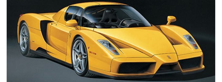 TAMIYA 24301 Ferrari Enzo | gelb Giallo Modena |  Bausatz 1:24
