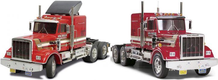 TAMIYA 56301 King Hauler Truck Bausatz 1:14