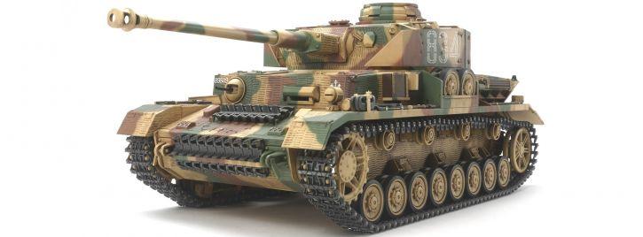 TAMIYA 36211 Pz.Kpfw.IV Ausf.J + Motor | Militär Bausatz 1:16 kaufen
