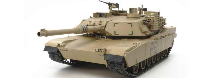 TAMIYA 56041 US Kampfpanzer M1A2 Abrams | Full Option | RC Panzer Bausatz 1:16