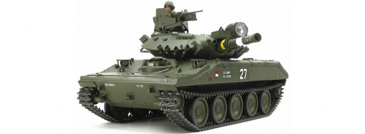 TAMIYA 56043 M551 Sheridan Full Option | RC Panzer Bausatz 1:16