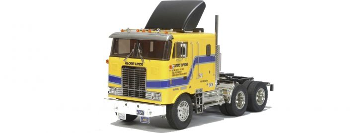 TAMIYA 56304 Globe Liner RC Truck Bausatz 1:14,5