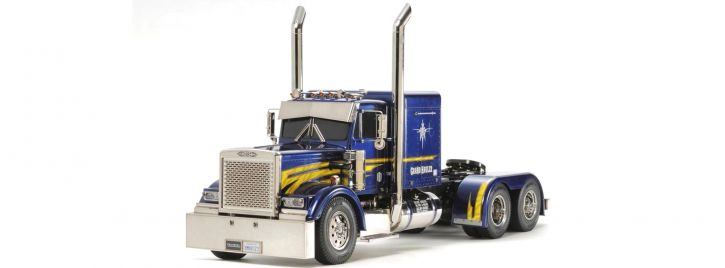 TAMIYA 56344 Grand Hauler Customized | RC Truck Bausatz 1:14