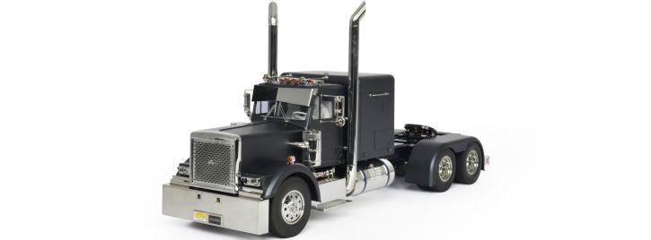 TAMIYA 56356 Grand Hauler Matt Black Edition | RC Truck Bausatz 1:14