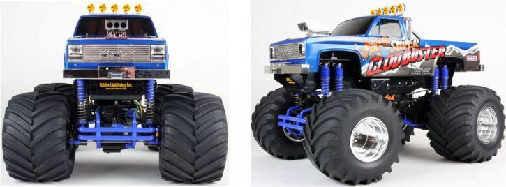 TAMIYA 58518 Super Clod Buster 2012 RC Bausatz 1:10