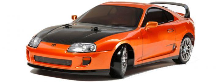 TAMIYA 58613 Toyota Supra Drift Spec TT-02D   RC Auto Bausatz 1:10