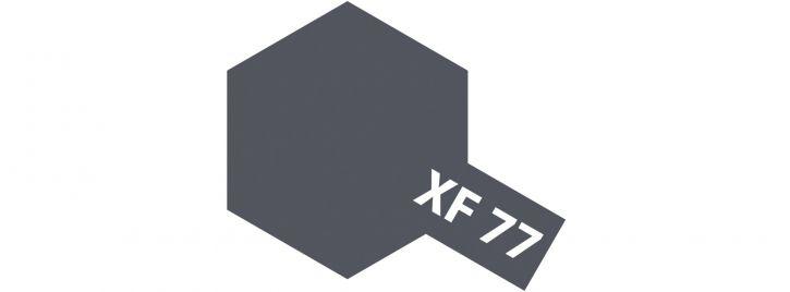 TAMIYA XF-77 IJN Grau Sasebo Ars matt Streichfarbe #81777