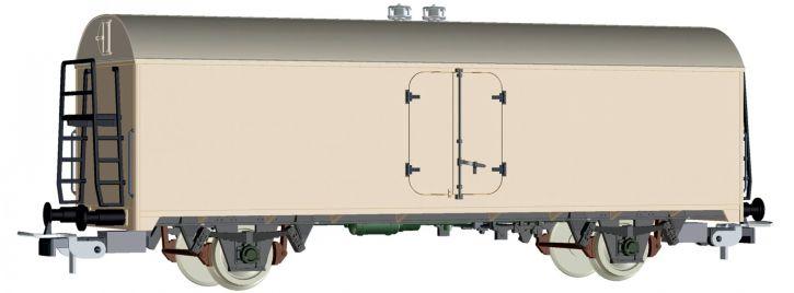 TILLIG 76778 Kühlwagen Ibds PKP | DC | Spur H0
