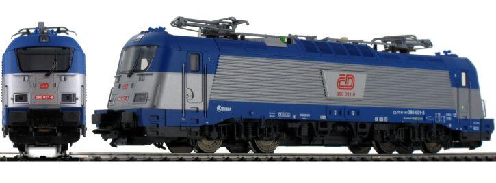 TRIX 22298 E-Lok BR 380 CD | mfx/DCC Sound | Spur H0