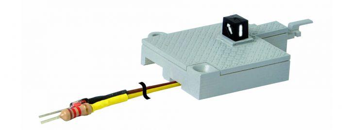 Viessmann 4565 Weichenlaterne mit Adapter für Universalantrieb 4560 Zubehör Spur H0