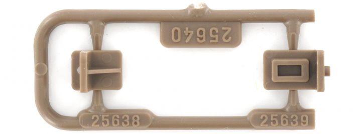 VOLLMER 1314 MASTHALTER   2 Stück   Oberleitung Spur H0