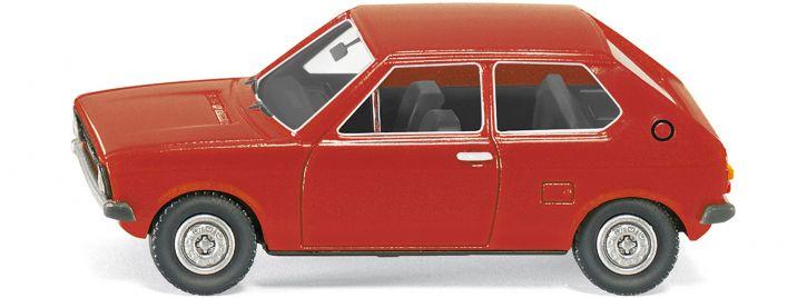 Wiking VW Polo 1-senegalrot #003648 1:87