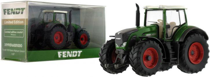 WIKING 036154 Fendt 939 Vario | Limited Edition | Traktor H0 1:87