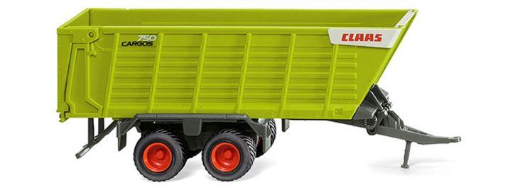 WIKING 038199 Claas Cargos Ladewagen mit Agrarbereifung Landwirtschaftsmodell 1:87