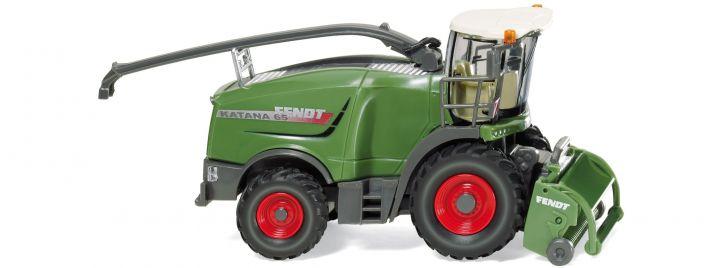 WIKING 038960 Fendt Katana 65 mit Gras pick-up Agrarmodell 1:87