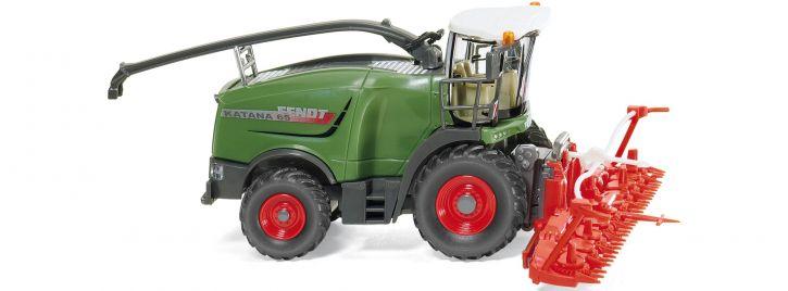 WIKING 038999 Fendt Katana 65 mit Maisvorsatz Agrarmodell 1:87
