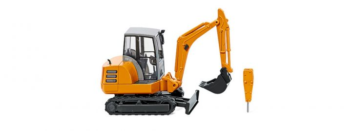 ausverkauft | WIKING 065806 Mini-Bagger HR 18 | 1:87