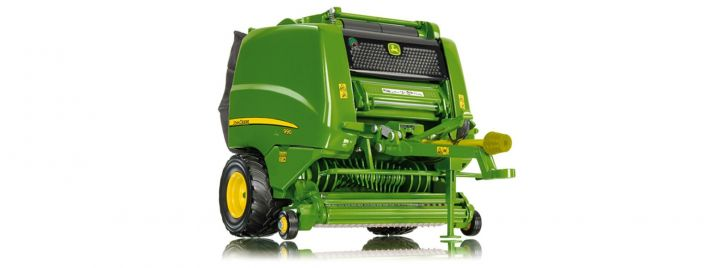 WIKING 077316 John Deere Ballenpresse AGRAR-Modell 1:32 | Spur 1