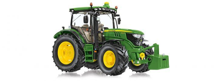 WIKING 077318 John Deere 6125R, landwirtsch. Modell 1:32
