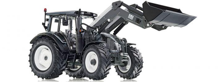 WIKING 077327 Valtra N123 mit Frontlader Traktormodell 1:32