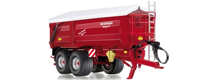 WIKING 077335 Krampe Big Body 650 S | Landwirtschaftsmodell 1:32