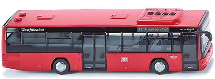 WIKING 077426 Control 87 MAN Lions City Bus A78 DB | Busmodell 1:87