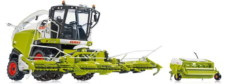 WIKING 077812 Claas Jaguar 860 Feldhäcksler | Landwirtschaftsmodell 1:32