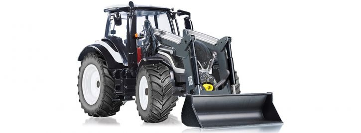 WIKING 077815 Valtra T174 mit Frontlader   Agrarmodell 1:32