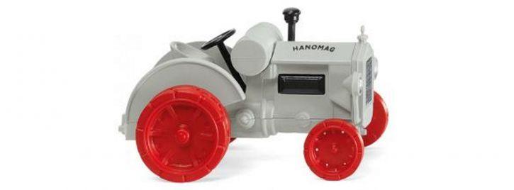 WIKING 087202 Hanomag WD | achatgrau | Traktormodell 1:87