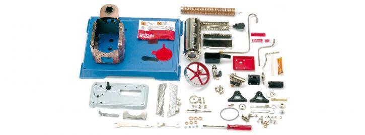 ausverkauft | Wilesco 00009 Dampfmaschine D 9 Bausatz kaufen