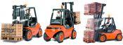 CARSON 500907343 Linde Gabelstapler | 2.4GHz | Komplett-RTR | Maßstab 1:14