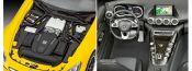 Revell 07028 Mercedes AMG GT | Auto Bausatz 1:24