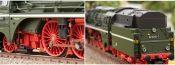 TRIX 25027 Schnellzug-Dampflok BR 02 0314-1   DR   DCC-Sound   Spur H0