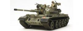 TAMIYA 35328 Israelischer Kampfpanzer Tiran 5 | Panzerbausatz 1:35 online kaufen