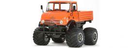 TAMIYA 58557 RC Unimog 406 CW-01 1:10 Baukasten online kaufen