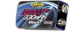 CARSON 500609015 Alkaline 9V-Block-Batterie 330mAh 9V online kaufen