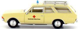 "BREKINA 20566 Opel Rekord C ""DRK"" Blaulichtmodell 1:87 online kaufen"