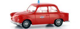"""BREKINA 27517 Trabant P50 """"Feuerwehr"""" Blaulichtmodell 1:87 online kaufen"""